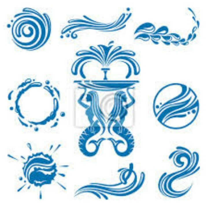 78 Best ideas about Water Symbol on Pinterest.