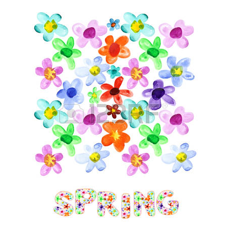 41,391 Water Flower Cliparts, Stock Vector And Royalty Free Water.