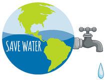 Water Tap Clip Art Cartoon Illustration Stock Photography.