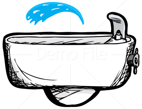 Showing post & media for Cartoon water fountain clip art.