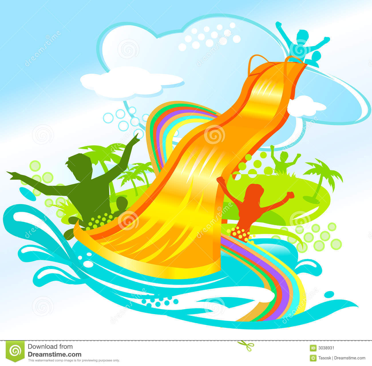 Water fun clipart 3 » Clipart Station.