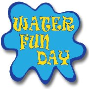 Summer Water Fun Clipart.