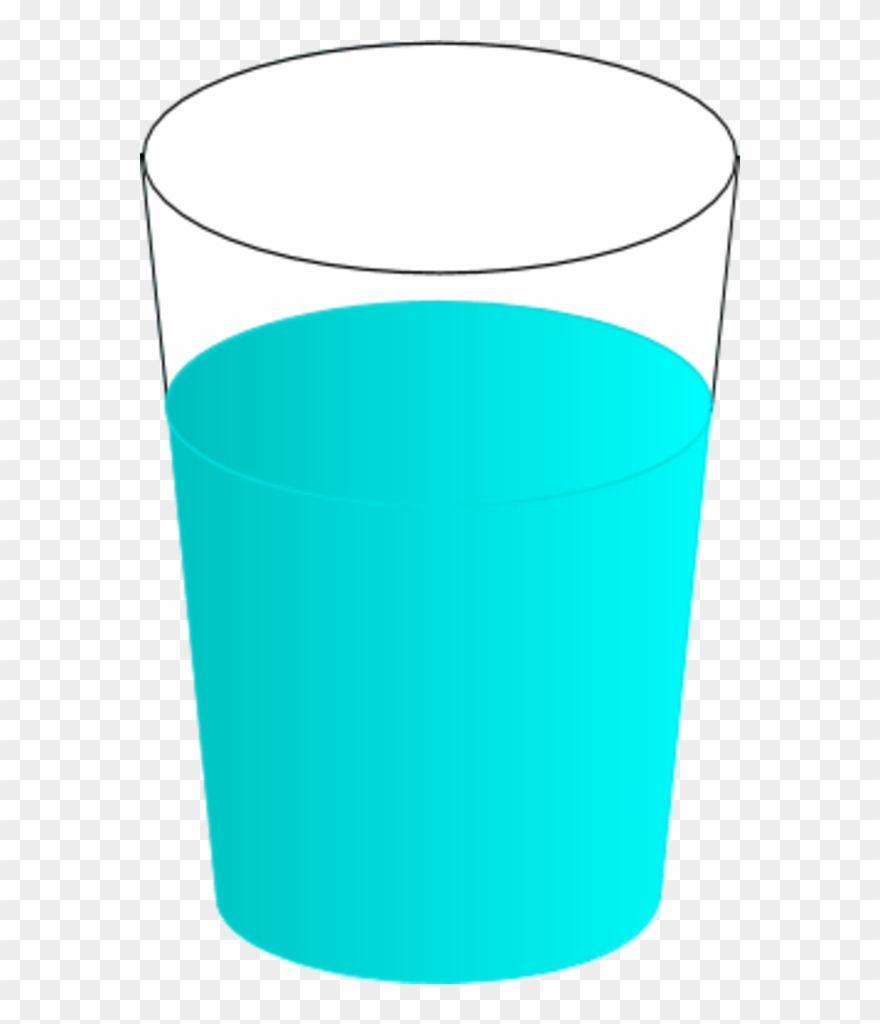 Water Glass Glass Of Water Tumbler Cup Clipart Wikiclipart.