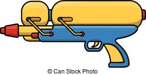 Squirt gun Clip Art and Stock Illustrations. 414 Squirt gun EPS.