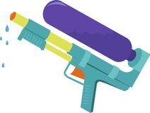 Water gun clipart #18