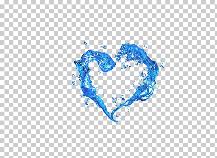 The Heart of a Young Prophet Water, Heart Watermark PNG.