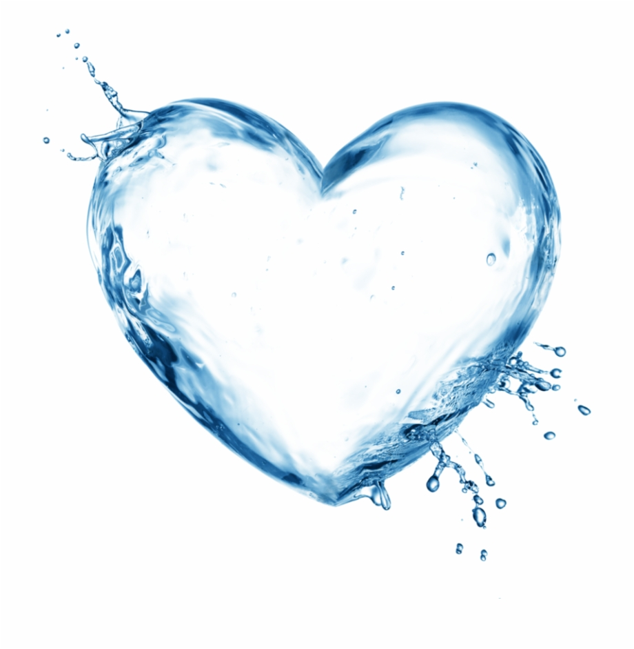 Free Icons Png Transparent Background Water Heart.