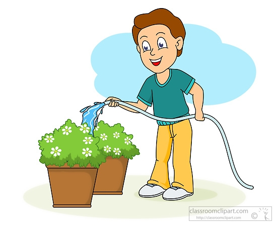 Uses Of Plants Clipart.