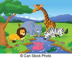 Waterhole Illustrations and Stock Art. 100 Waterhole illustration.