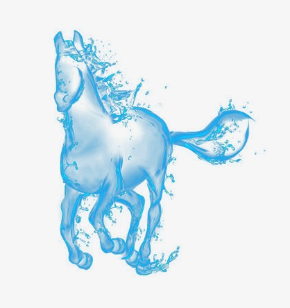 Water Horse PNG Transparent Water Horse.PNG Images..
