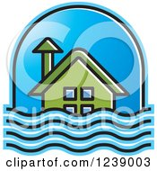 House Clip Art Water.