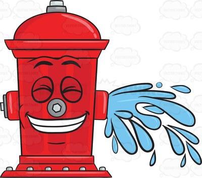 hydrant Cartoon Clipart.