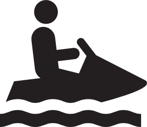 Jet Skiing Clip Art at Clker.com.
