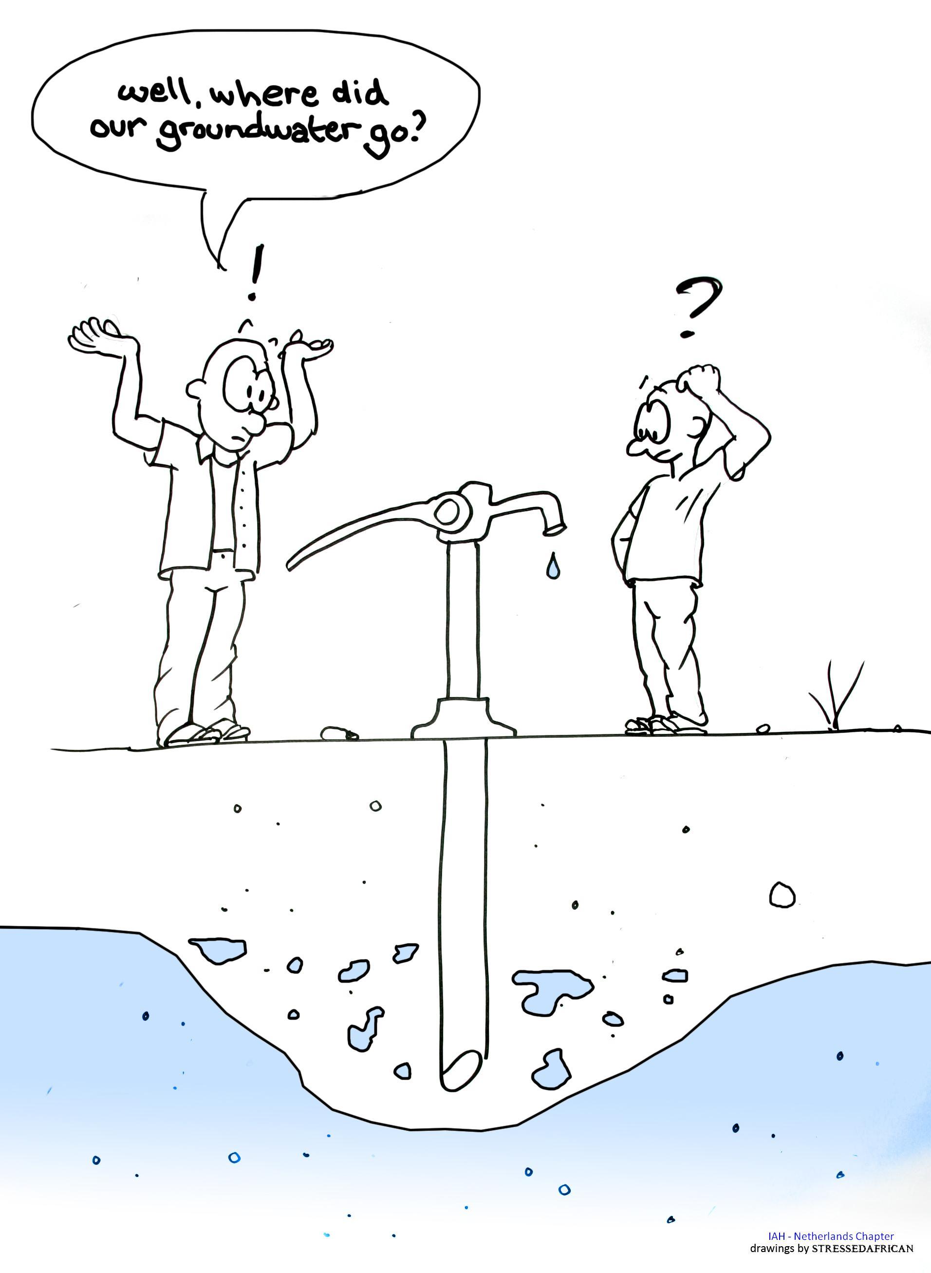 water jokes comics.