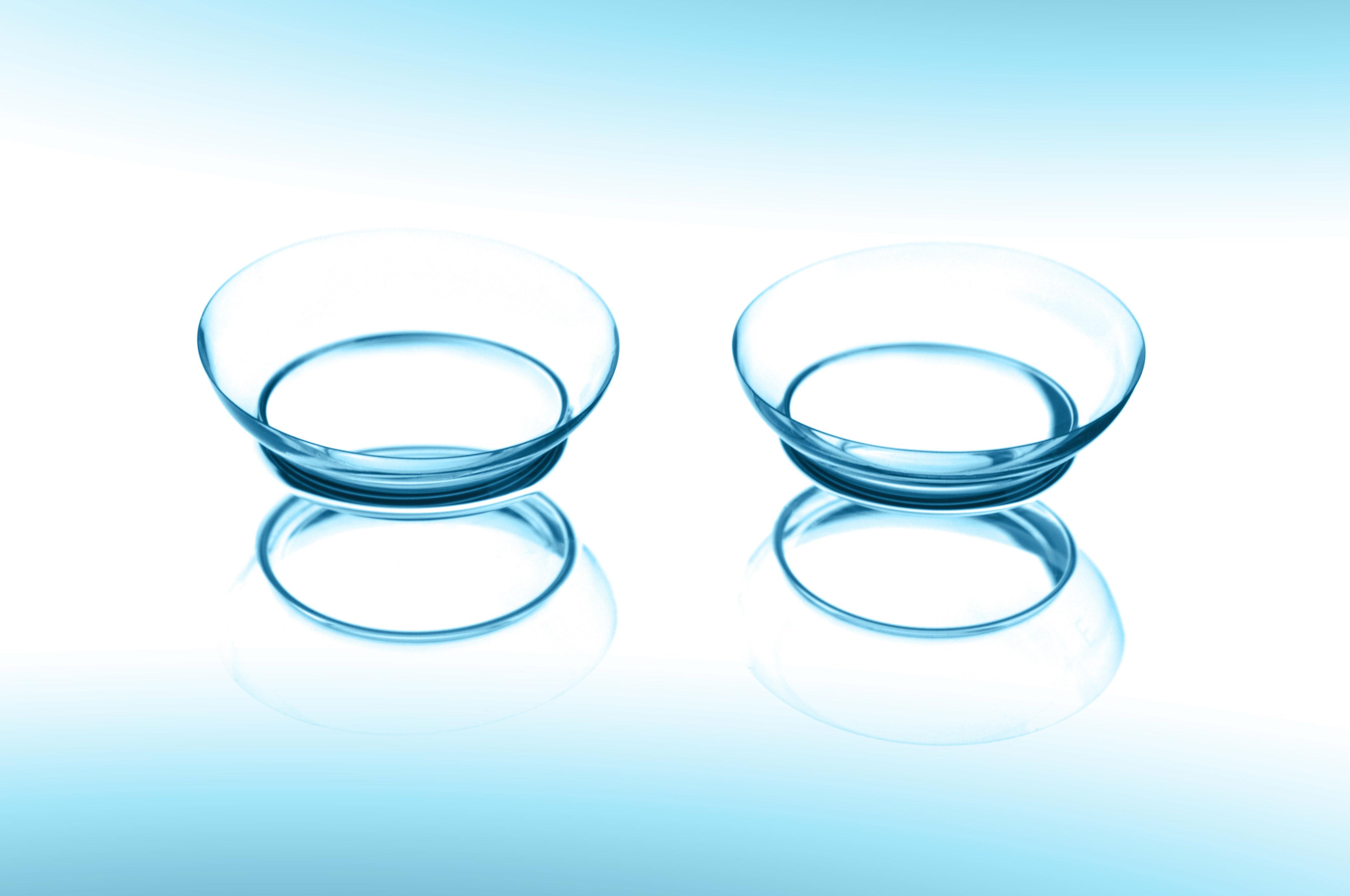 Eye Lens Clipart.