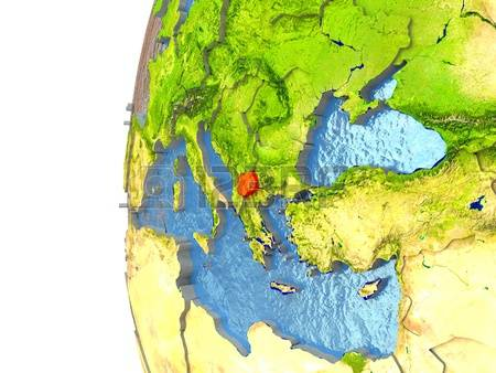 285 Macedonian Map Stock Vector Illustration And Royalty Free.