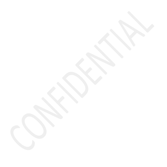 Watermark background (Confidential, Do not Forward, Draft.