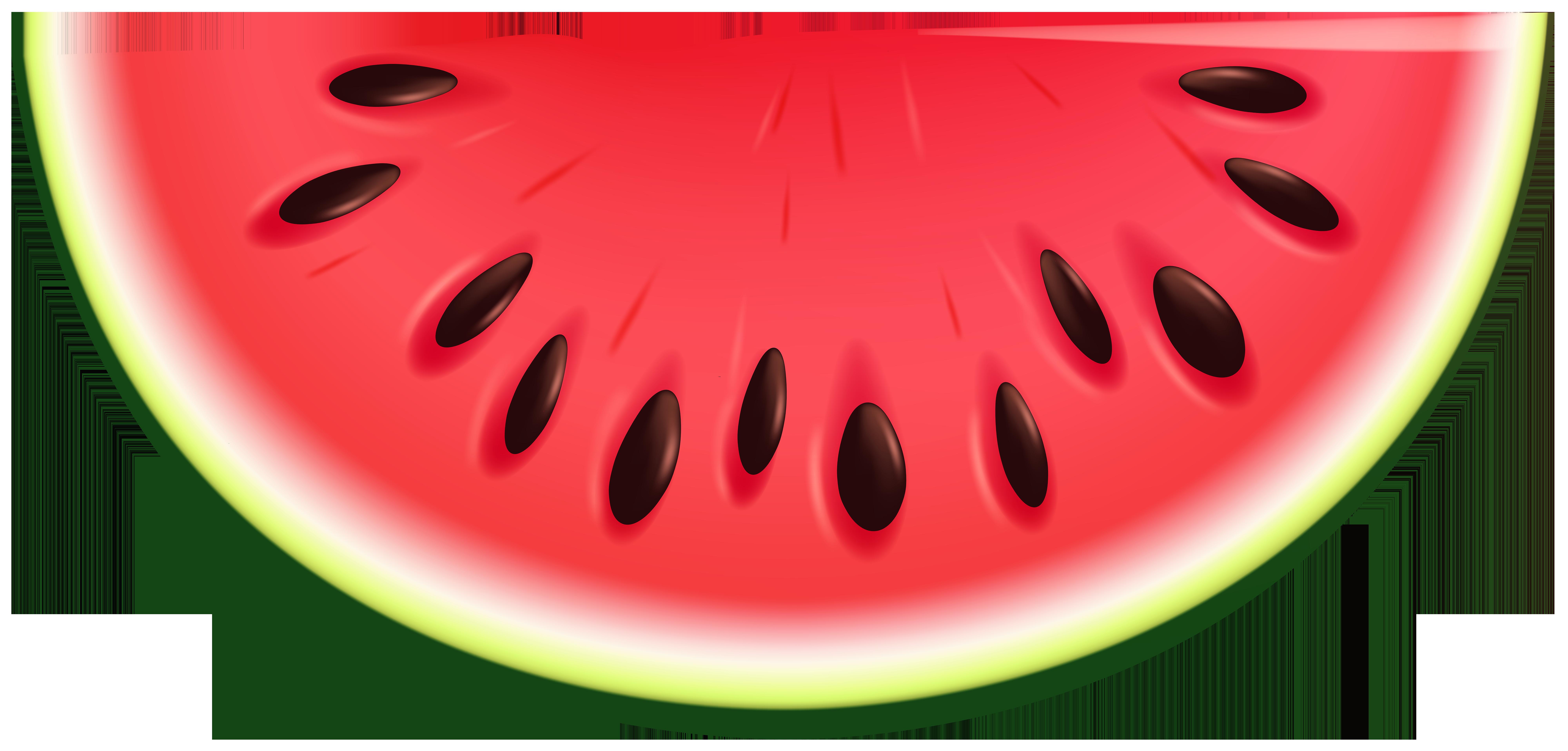 Watermelon PNG Clip Art Image.