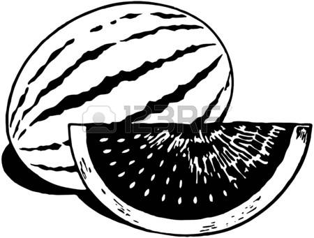 1,197 Watermelon Clipart Stock Vector Illustration And Royalty.