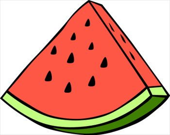 Free Watermelons Clipart.