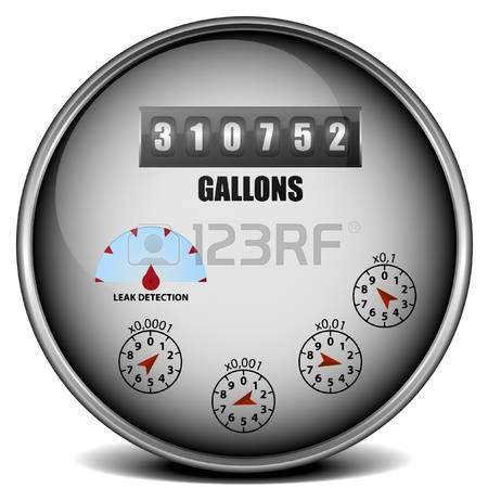 1,349 Water Meter Cliparts, Stock Vector And Royalty Free Water.