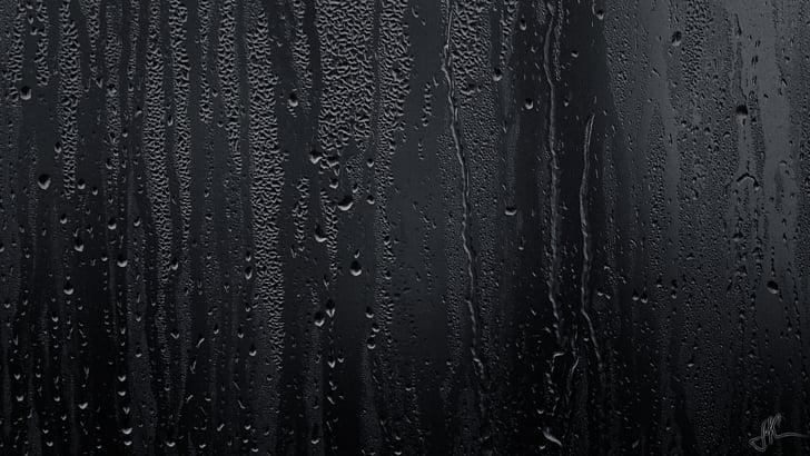 Window Drop Rain Glass Water, rain PNG clipart.
