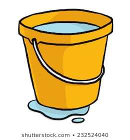 Pail with water clipart 5 » Clipart Portal.