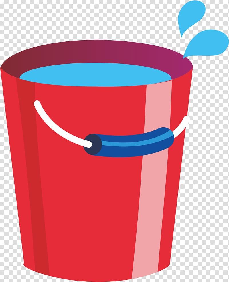 Bucket Barrel Icon, bucket transparent background PNG.