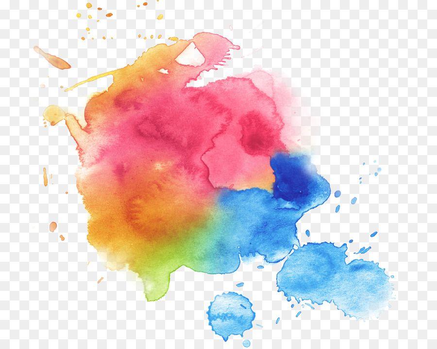 Watercolor painting Oil paint Acrylic paint.