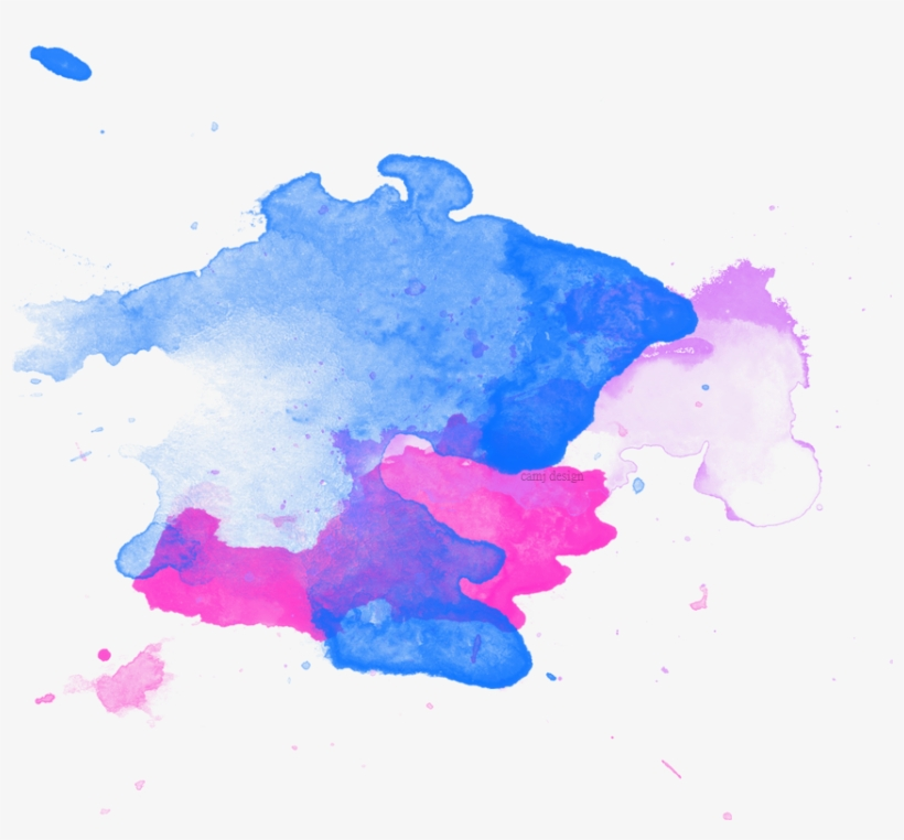 Color Effects Water Png.