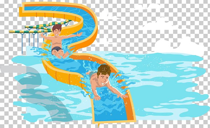 Water Park Water Slide Swimming Pool PNG, Clipart, Amusement.