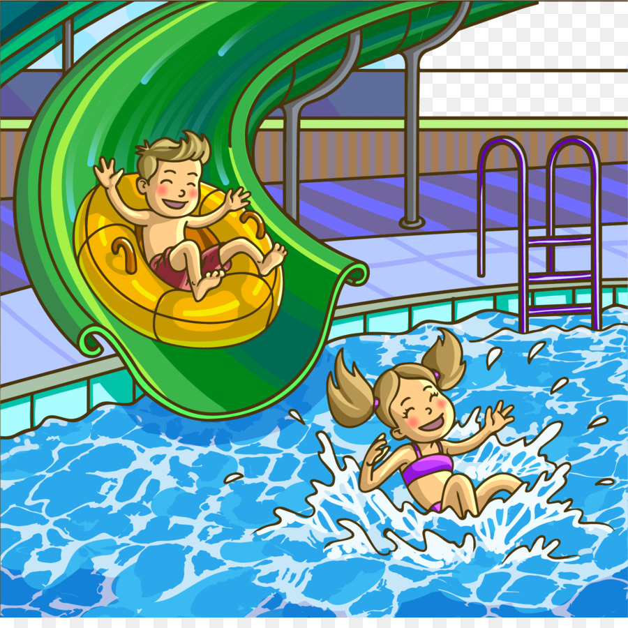 Playground Cartoon png download.