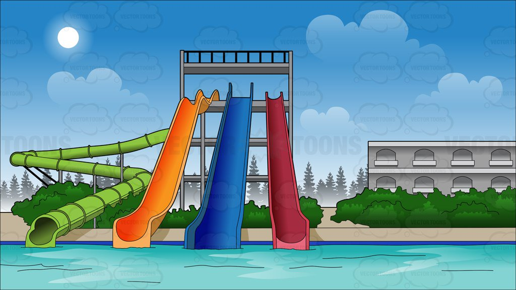 282 Water Park free clipart.