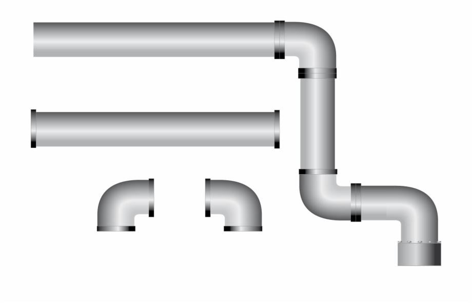 Pipe Clipart Steel Pipe.