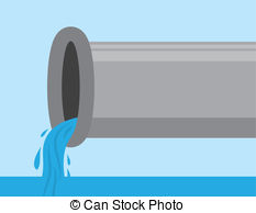 Water pipe clipart.
