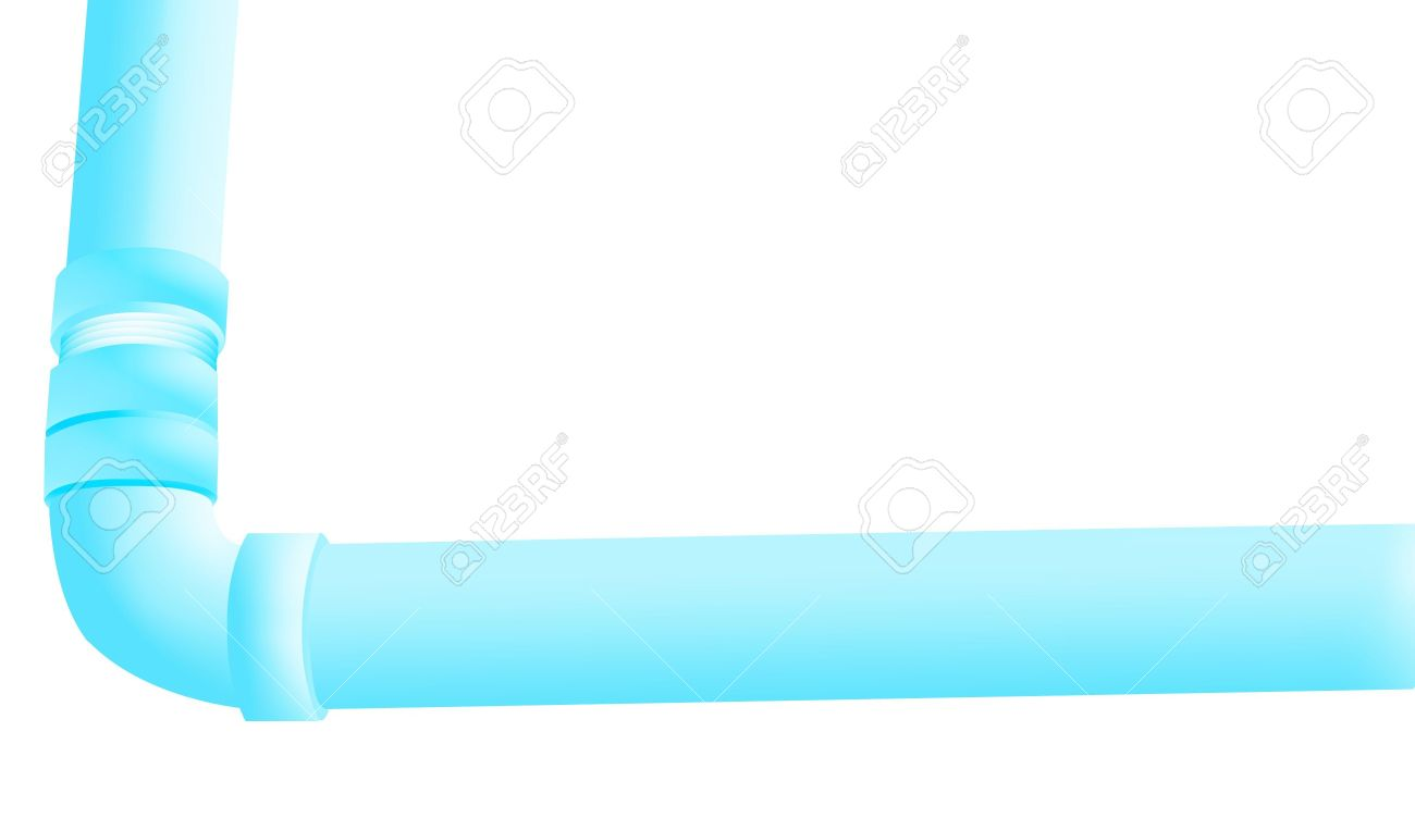 Clip Art Water Pipes Stock Photo, Picture And Royalty Free Image.