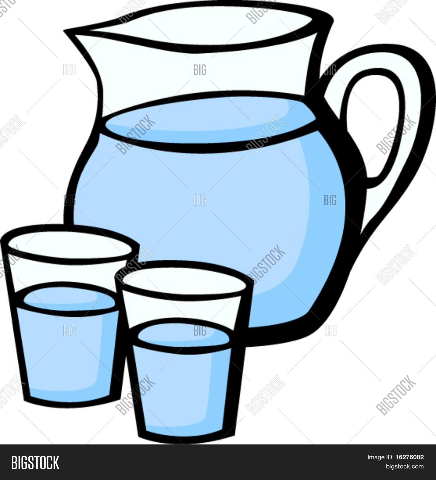 Water pitcher clipart 3 » Clipart Portal.