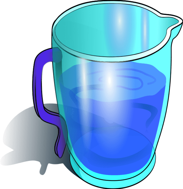 Water pitcher clipart 2 » Clipart Portal.