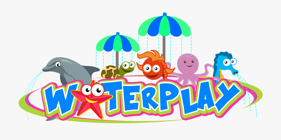 Another Attraction For The Kids, Waterplay Is Composed.