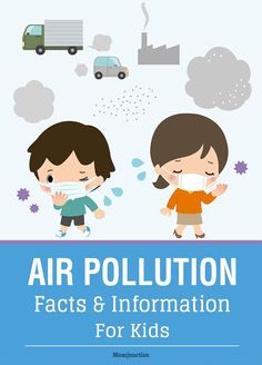 Facts And Information About Water Pollution For Kids.