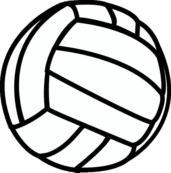 Volleyball Clip Art at Clker.com.