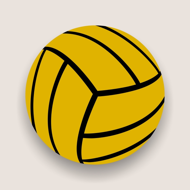 Water Polo Ball, Water, Polo, Ball PNG and Vector with.