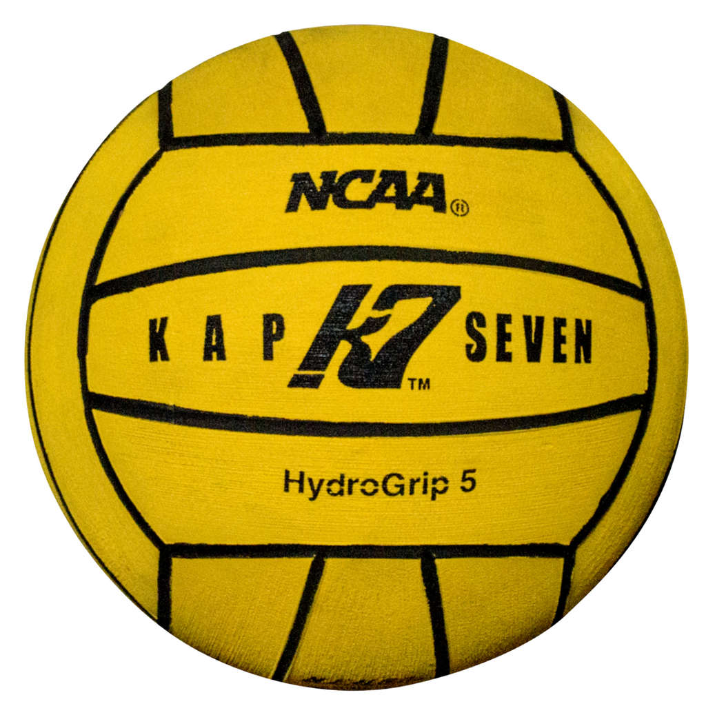 Size 5 HydroGrip Water Polo Ball.