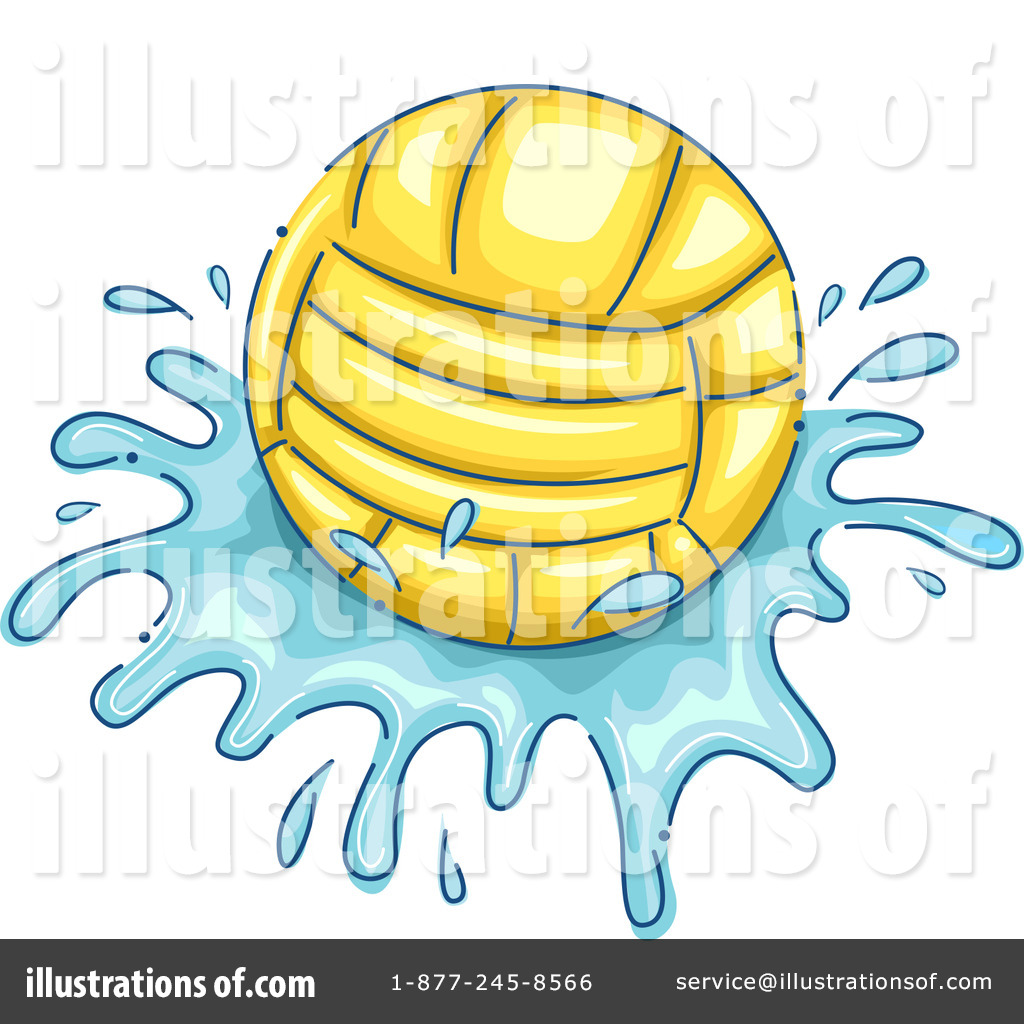 Water Polo Clipart #1255733.