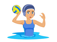 Search Results for water polo clipart.