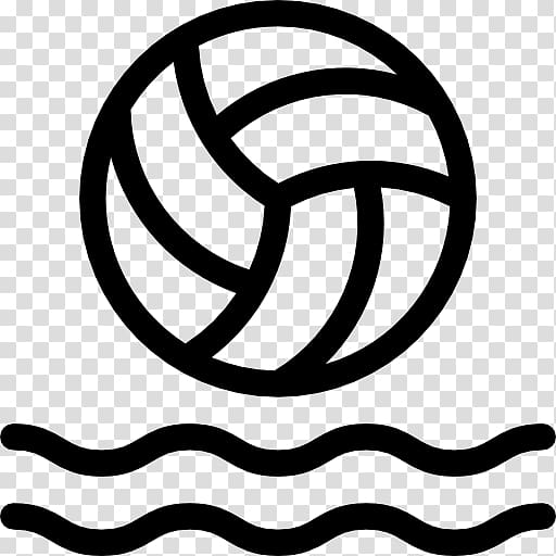 Water polo ball Computer Icons, Polo transparent background.