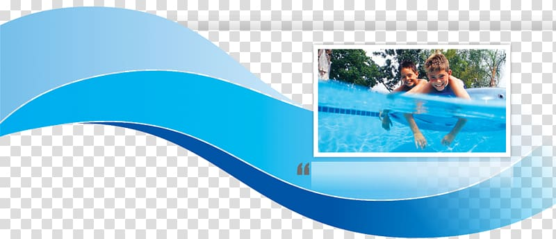 Swimming pool Blissful Waters Pool Care Cleaner Service.
