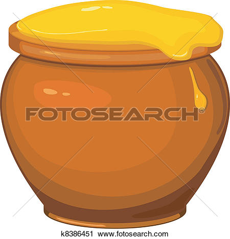 Stock Illustration of Paint dripping silhouette k2323158.