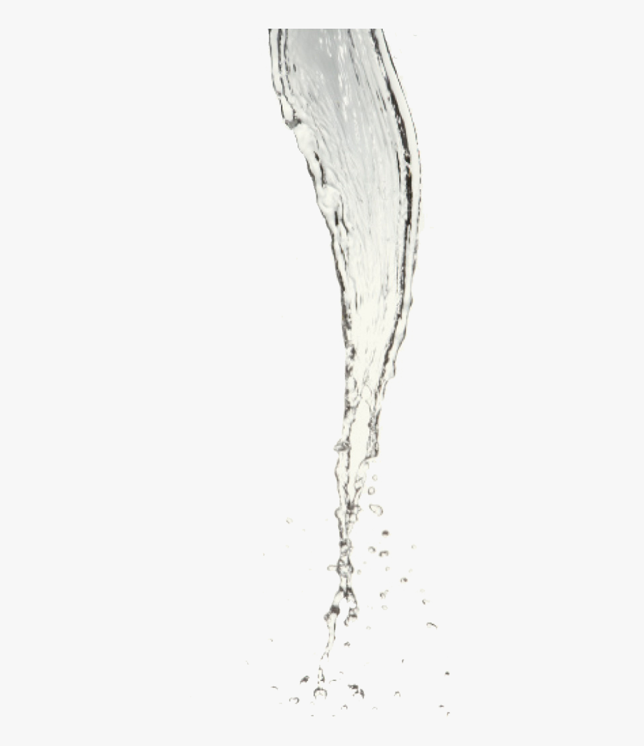 Pouring Water Png.
