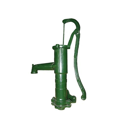 Clipart hand water pump.